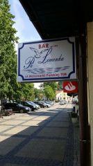 Pokoje z łazienkami PRZY PORCIE Ustka Bar Palimonka, wejście od ul.Marynarki Polskiej