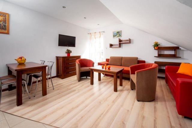 Rodzinne Apartamenty NEMO 2 Karwia