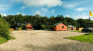 Domki Letniskowe BŁĘKITNA LAGUNA Karwia