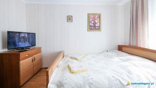 Dom Wczasowy Leśna Perła Jastrzębia Góra 111 - pokój 2 osobowy