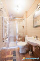 Dom Wczasowy Leśna Perła Jastrzębia Góra 111 - pokój 2 osobowy- łazienka