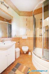 Dom Wczasowy Leśna Perła Jastrzębia Góra 101 - łazienka