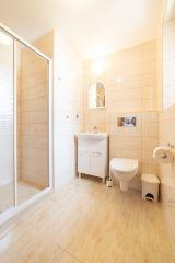 Pokoje Gościnne DALIA Karwia łazienka pokój nr 7