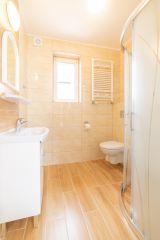 Pokoje Gościnne DALIA Karwia łazienka pokój nr 2