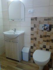 Pokoje Gościnne DALIA Karwia łazienka (pokój nr 4)j nr 4 studio)