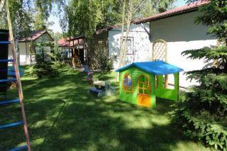 Ośrodek Wypoczynkowy BRZASK Ostrowo Kolonia