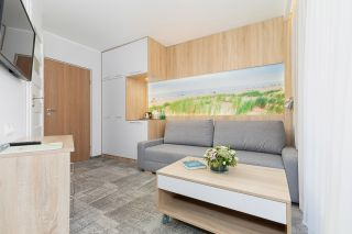 Pensjonat CYPRYS Jastrzębia Góra Apartament 3-osobowy-Pensjonat Cyprys
