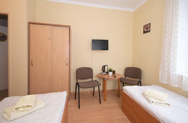 Ośrodek Wypoczynkowy KORSARZ Darłówko