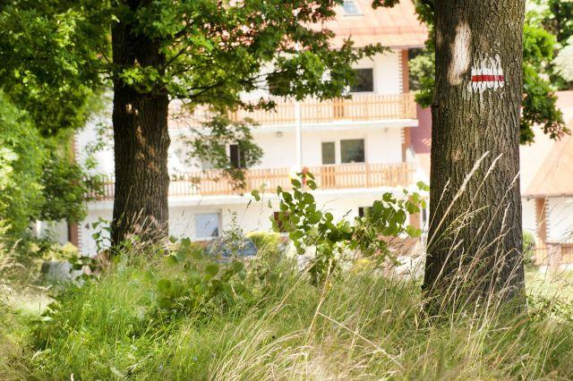 GÓRSKI WIDOK Pokoje Apartamenty Karpacz Szlaki Po Drugiej Stronie Ulicy