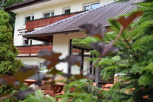 GÓRSKI WIDOK Pokoje Apartamenty Karpacz Pokoje z Balkonami i Apartamenty Dostępne