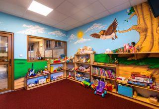 Pokoje, Domki, Apartamenty LA PASSION Sarbinowo Budynek A - dla dzieci