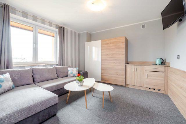 Pokoje, Domki, Apartamenty LA PASSION Sarbinowo Apartament 2 pokojowy Budynek A
