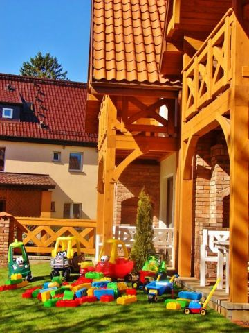 Domki Apartamentowe HALLERÓWKA Władysławowo