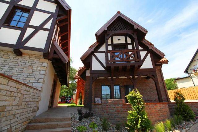 Domki Apartamentowe HALLERÓWKA Władysławowo Hallerowka Resort Władysławowo
