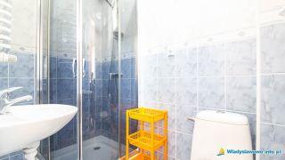 Pokoje WERONIKA Władysławowo Studio 2 łazienka