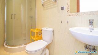 Pokoje WERONIKA Władysławowo Pokój 4 łazienka