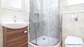 Pokoje WERONIKA Władysławowo Pokój 6 łazienka