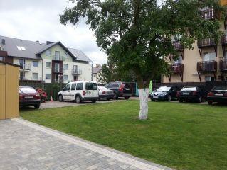 Pokoje WERONIKA Władysławowo Parking