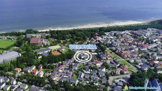 Pokoje WERONIKA Władysławowo Lokalizacja