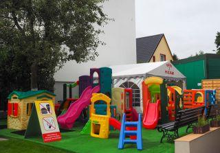 Pokoje WERONIKA Władysławowo Plac zabaw