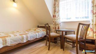Pokoje Gościnne NORDA Ostrowo pokój nr 2 (3-osobowy)