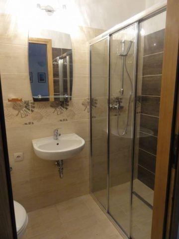 Pokoje Gościnne NORDA Ostrowo łazienka w pokoju nr 7
