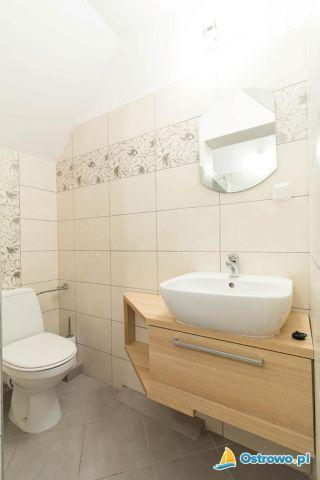 Pokoje Gościnne NORDA Ostrowo łazienka pokoju nr 5