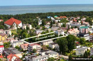 Pensjonat KOJAK Jastrzębia Góra