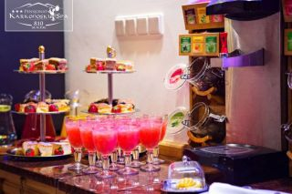KARKONOSKI *** SPA Karpacz Bufet z kawą, herbatą, napojami zimnymi i sokami 100%