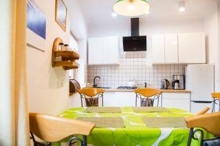 Domek i Apartamenty LUNARIA Karpacz Salon zielony