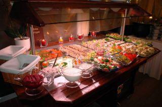 Villa MAKRO Darłówko Gastronomia - bufety