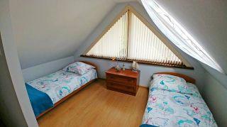 Domki Morskie Chaty Rowy Platanowa / sypialnia