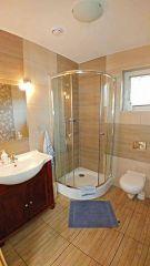Domki Morskie Chaty Rowy Azaliowa / łazienka dół