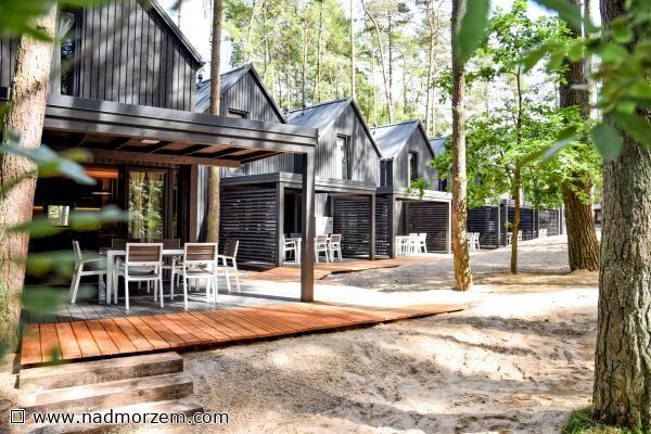 Baltic Lodge luksusowe domki Pobierowo