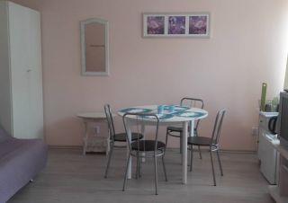 Pokoje i domek U ALFREDA Pobierowo Pokój 4 osobowy z tarasem