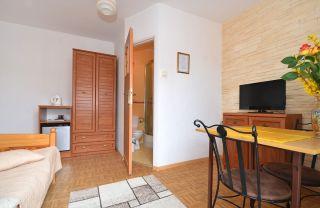 Dom Wczasowy JOLKA Darłówko Pokój nr 6 z balkonem