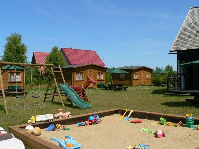 Domki i Apartamenty SIEDLISKO BIAŁOGÓRA Białogóra