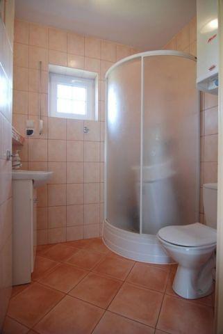Domki DĘBINKA Dębina łazienka
