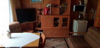 Dom Letniskowy Bliźniak w Rowach Rowy Dom zachodni - pokó wypoczynkowy