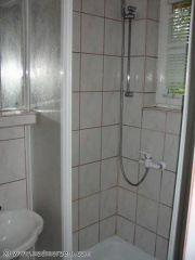 Dom Letniskowy Bliźniak w Rowach Rowy Dom wschodni - fragment łazienki
