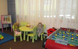 Klinika Młodości Medical Spa Świeradów-Zdrój pokój zabaw dla dzieci