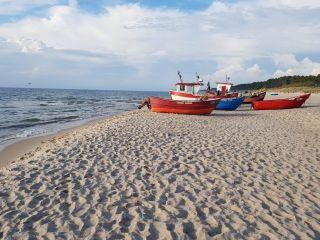 Domki PERŁA BAŁTYKU Bobolin Bobolin - plaża