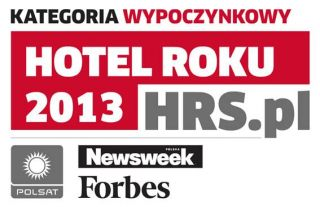 Hotel CASPAR Jelenia Góra - Cieplice Wyróżnienie