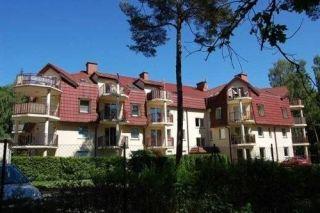 Apartament U PIOTRA Pobierowo budynek