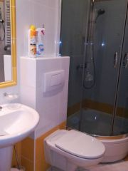 Apartament U PIOTRA Pobierowo łazienka