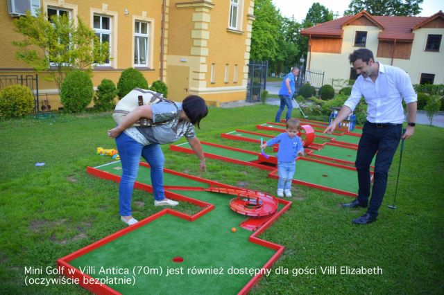 VILLA ELIZABETH Kudowa Zdrój Villa Elizabeth Kudowa Zdrój Pensjonat Spa Tanie Noclegi