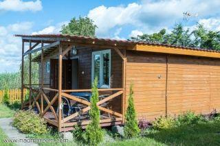 Nowe domki ALBATROS Łeba