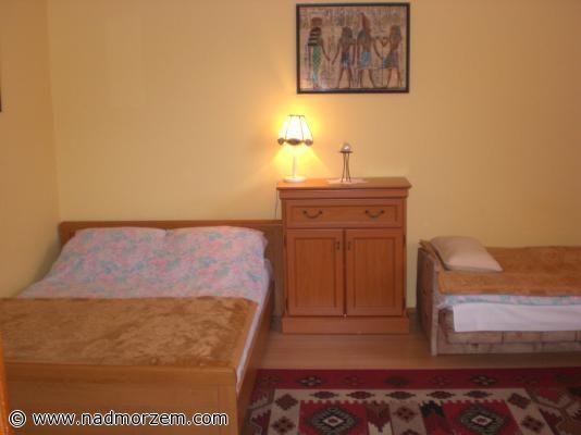 Pokoje u babci Marysi Ustka 2-3 osobowy