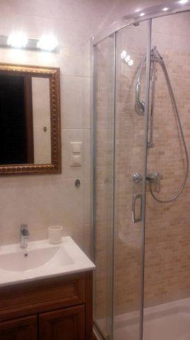 Pokoje u babci Marysi Ustka apartament- łazienka