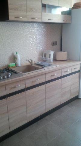 Pokoje u babci Marysi Ustka apartament- kuchnia